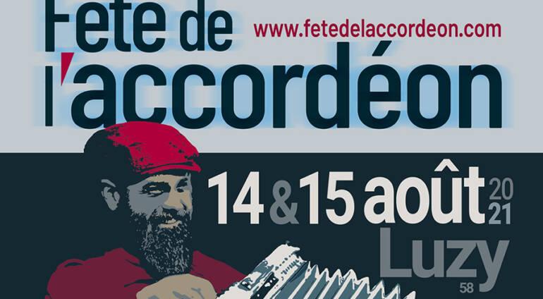 Fête de l'accordéon – 14 et 15 août 2021