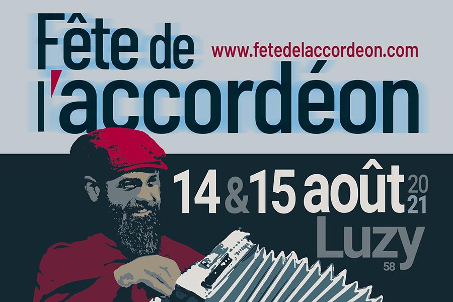 Fête de l'accordéon edition 2021